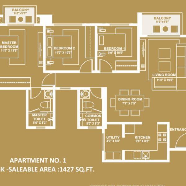 hiranandani-evita-apartment-plan