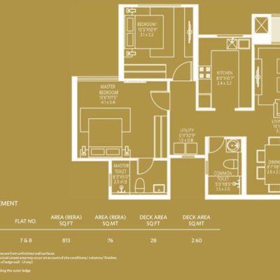 hiranandani-queens-gate-2bedroom-plan