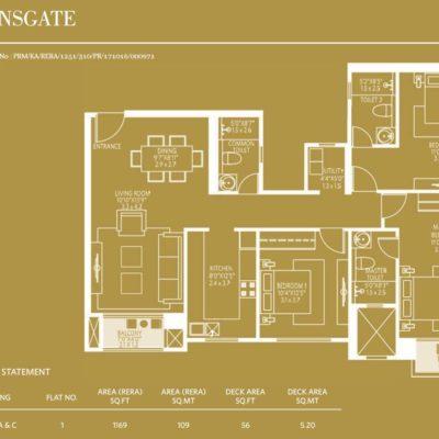 hiranandani-queensgate-3-bhk-floor-plans