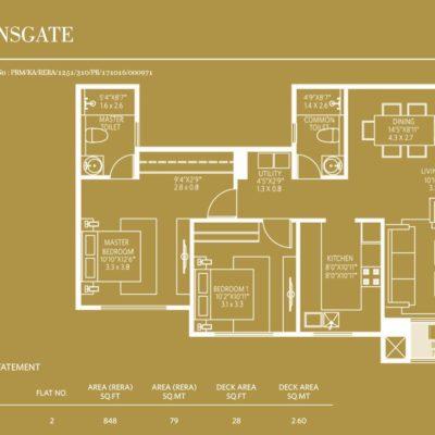 hiranandani-queensgate-bannerghatta-floor-plans